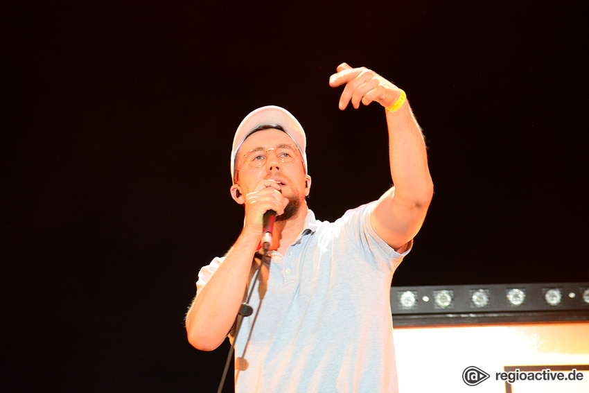 Prinz Pi (live beim Happiness Festival, 2017)