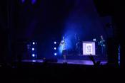 Prinz Pi: Livebilder des Rappers beim Happiness Festival 2017