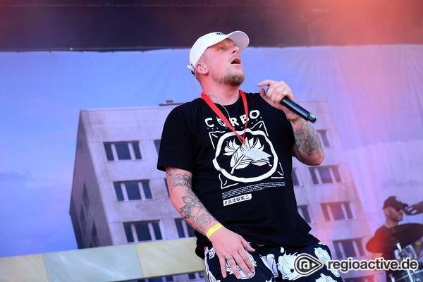 Das beste Team - Nie ohne Bonez MC und RAF Camora: Fotos vom Happiness Festival 2017