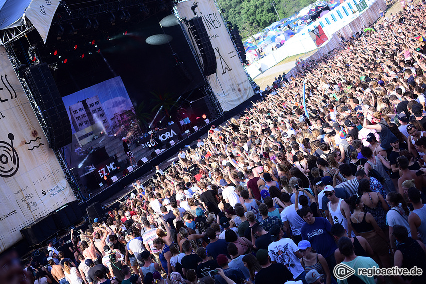 Bonez MC & Raf Camora (live beim Happiness Festival, 2017)