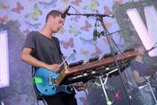 Von wegen Lisbeth: Live-Fotos der Indiepop-Band auf dem Happiness Festival 2017
