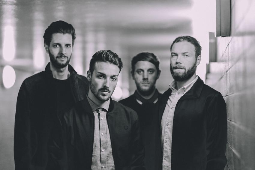 """Summerfeeling - I Heart Sharks: Mit sommerlichem Indie-Pop auf """"The Water"""" Tour im Herbst 2017"""