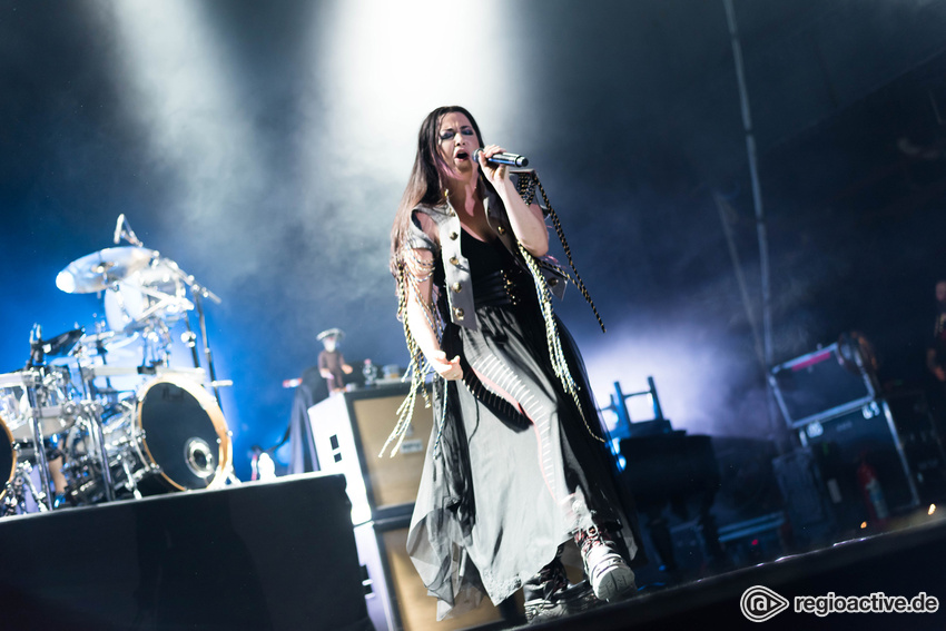 Evanescence (live in Köln, 2017)