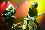 Ladies first: Fotos von Revolution Eve als Vorband von Evanescence in Köln