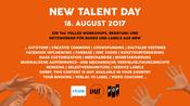 New Talent Day 2017 Köln