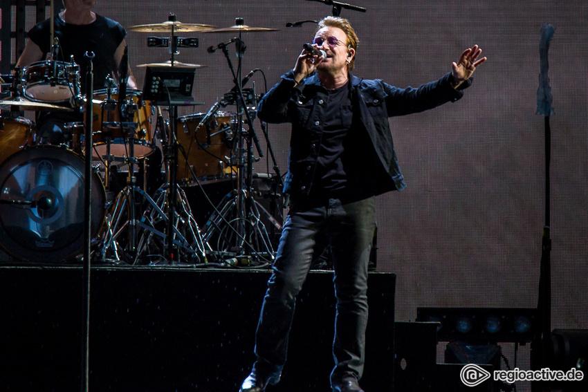U2 (live in Berlin, 2017)