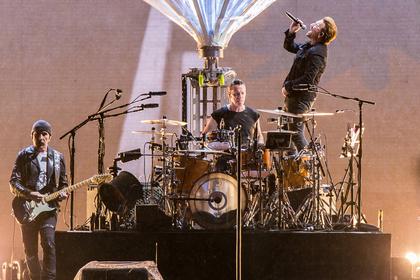 Gigantische Show - Berlin, Köln und Hamburg dürfen sich 2018 auf U2-Konzerte freuen