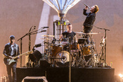 Live-Fotos von U2 - The Joshua Tree Tour im Berliner Olympiastadion
