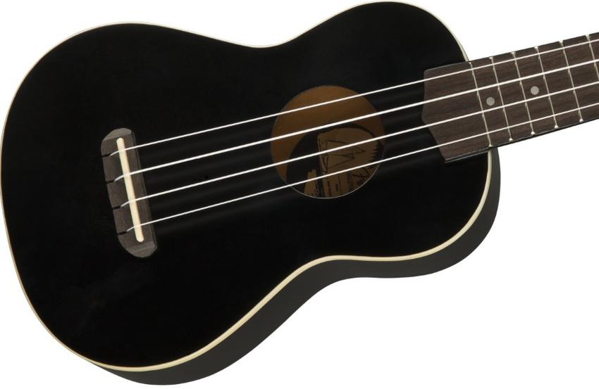 Fender Neuheiten: Ukulelen der California Coast Serie, neue Paramount Serie sowie Classic Design Travel Body Shapes