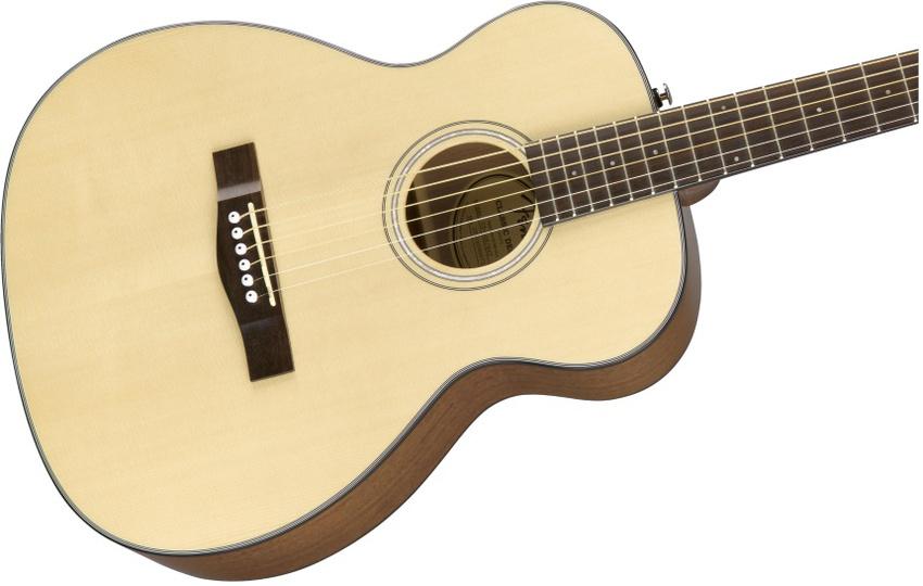 Fender CT-60s Akustik-Gitarre der Classic Design Serie (2017)
