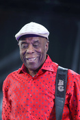 Blues Legend: Live-Fotos von Buddy Guy live bei den Jazzopen Stuttgart