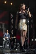 Female Blues: Bilder von Beth Hart live bei den Jazzopen Stuttgart