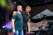 Live-Bilder von Falk beim Burgsommer Neuleiningen 2017