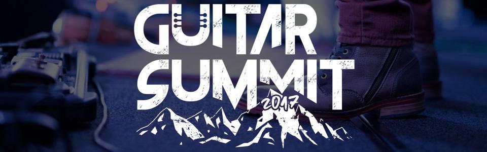 Spielt auf der Premiere des Guitar Summit 2017 in Mannheim
