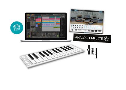 Im Doppelpack: Hyperactive stellt Xkey-Software-Bundles vor