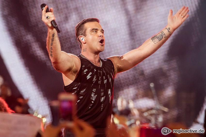 Robbie Williams (live in Frankfurt 2017)