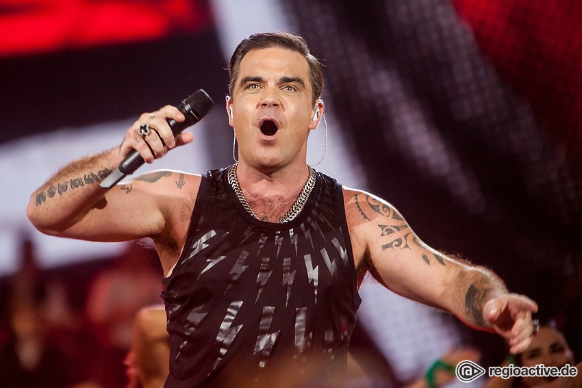 Robbie Williams (live in Frankfurt 2017)