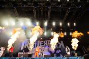 Abgefahren: Fotos von Trailerpark live beim Deichbrand Festival 2017