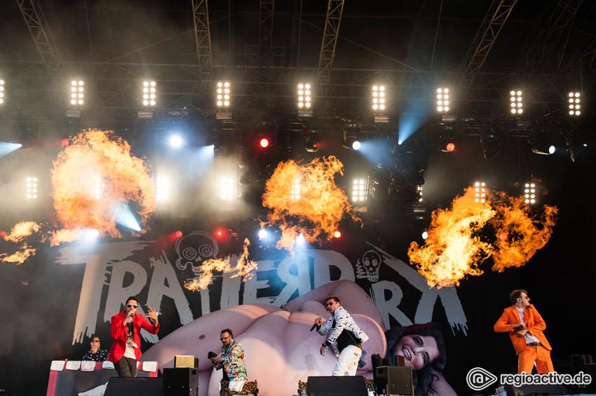 Trailerpark (live beim Deichbrand Festival 2017)