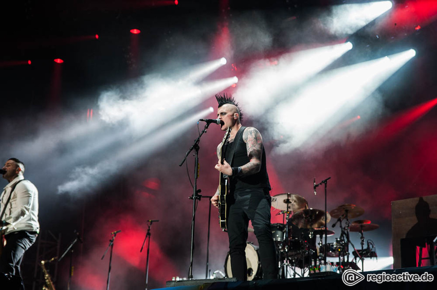 Broilers (live beim Deichbrand Festival 2017)