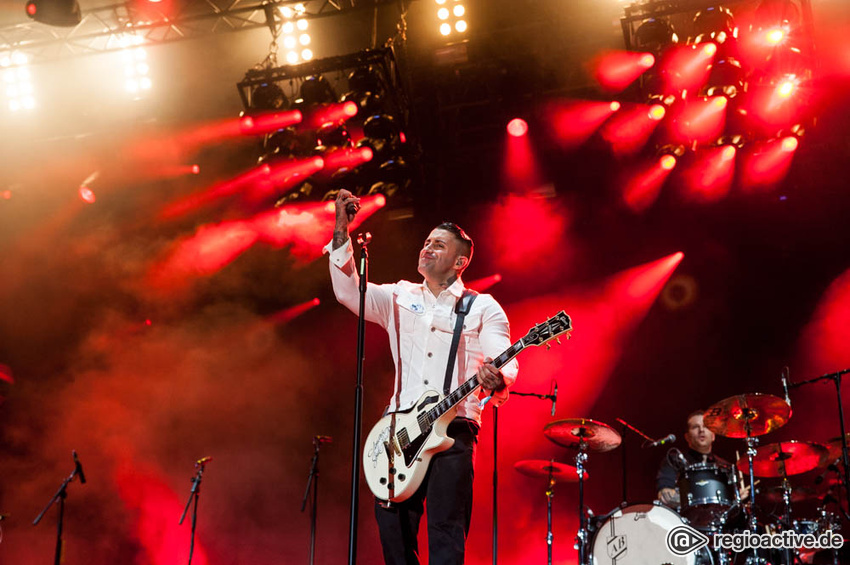 Broilers (live beim Deichbrand Festival 2017)