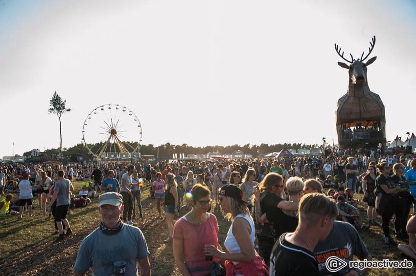 Impressionen (Deichbrand Festival 2017)