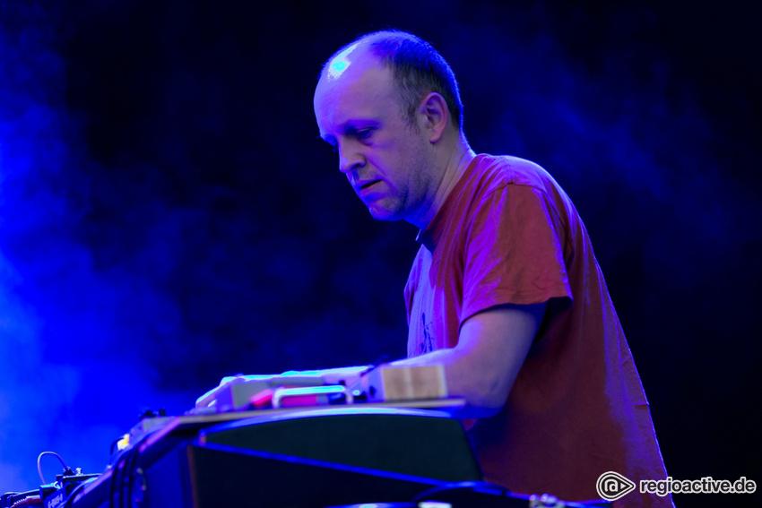 The Notwist (live beim Heimspiel Knyphausen In Eltville 2017)
