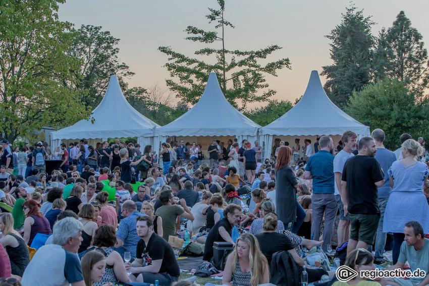 Impressionen vom Heimspiel Knyphausen in Eltville 2017