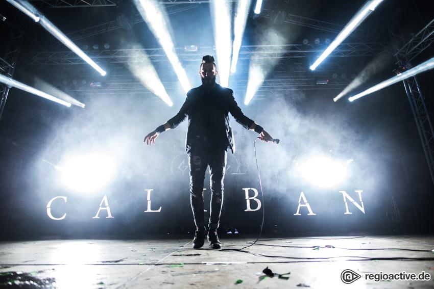 Caliban live beim Traffic Jam Open Air 2017