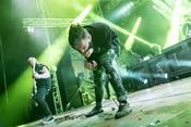 Caliban: Fotos der Metalcore-Band live beim Traffic Jam Open Air 2017