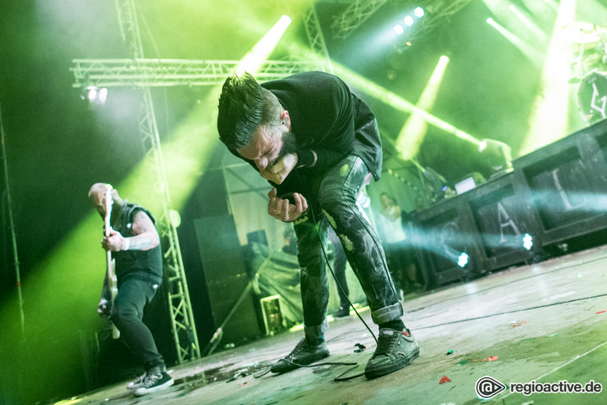 Caliban live beim Traffic Jam Open Air 2017