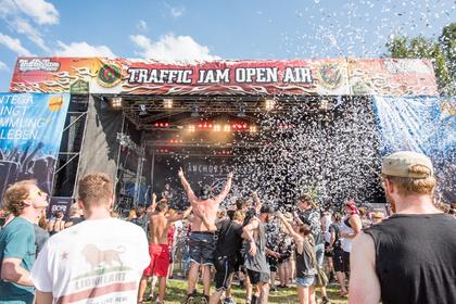 Finanzielle Engpässe - Das Traffic Jam Open Air findet 2018 nicht statt