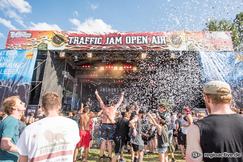 Impressionen 21.07 vom Traffic Jam Open Air 2017