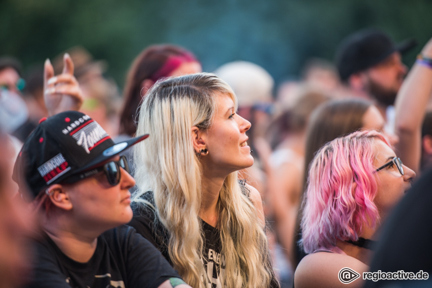 Impressionen 22.07 vom Traffic Jam Open Air 2017