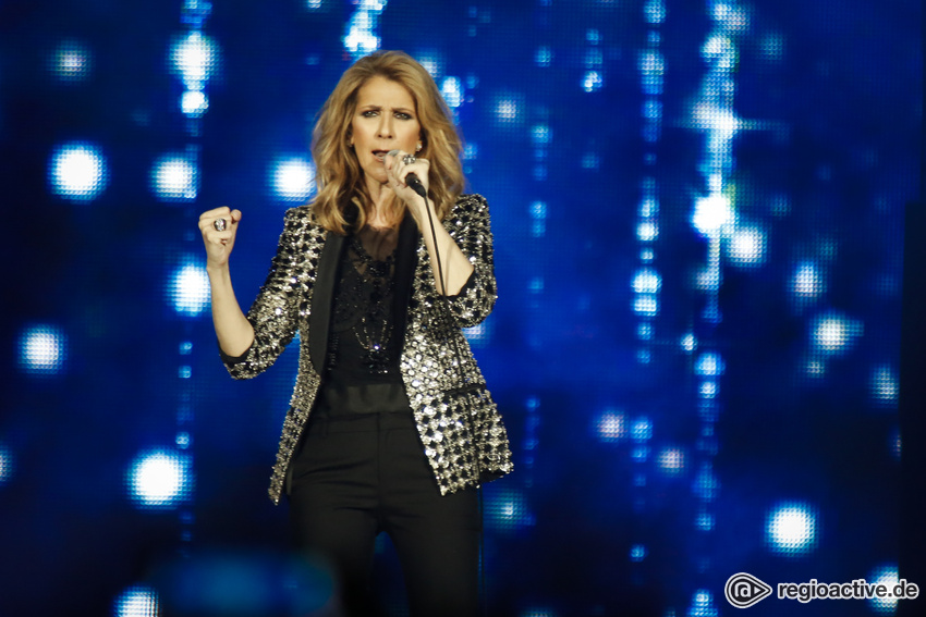 Céline Dion (live in Berlin, 2017)