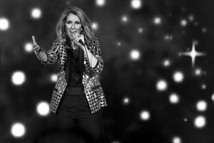 Nicht nur in Las Vegas - Céline Dion: Fotos der Sängerin live in der Mercedes-Benz Arena in Berlin