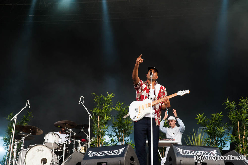 Patrice (live beim Deichbrand Festival 2017)