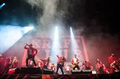Kraftklub: Fotos der Chemnitzer Rocker live beim Deichbrand Festival 2017