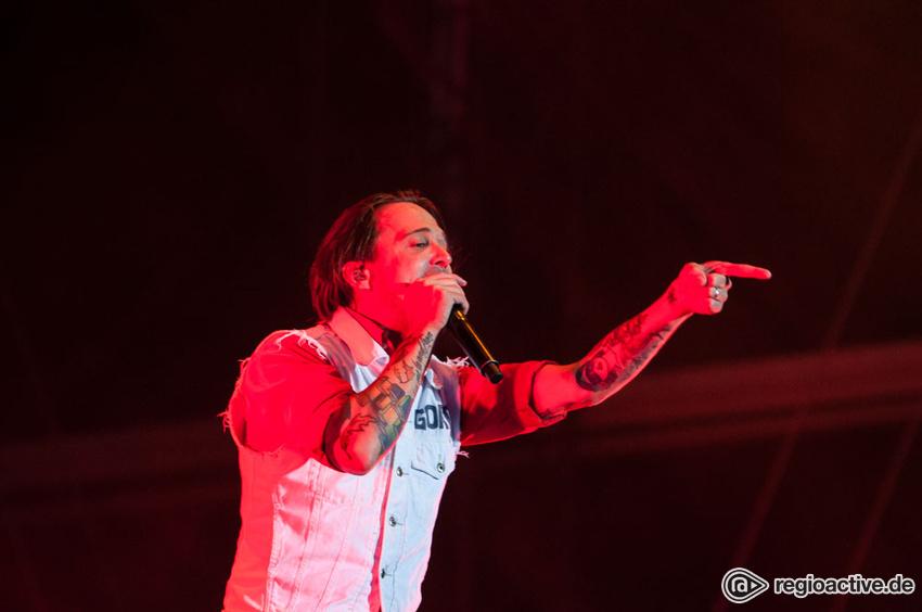 Billy Talent (live beim Deichbrand 2017)