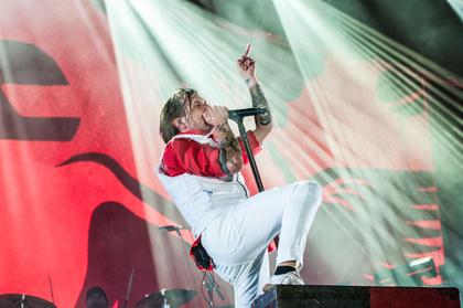Das Beste kommt zum Schluss - Billy Talent: Bilder der Rocker live beim Deichbrand Festival 2017
