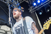 Fatzke: Livefotos der Punkrockband beim Traffic Jam Open Air 2017