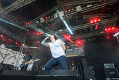 Modern Metal: Bilder von Of Colours live beim Traffic Jam Open Air 2017