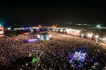 Die erste Welle - Deichbrand Festival 2018 bestätigt Die Toten Hosen und weitere Acts