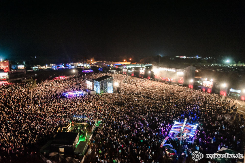 Impressionen vom Samstag (Deichbrand Festival 2017)