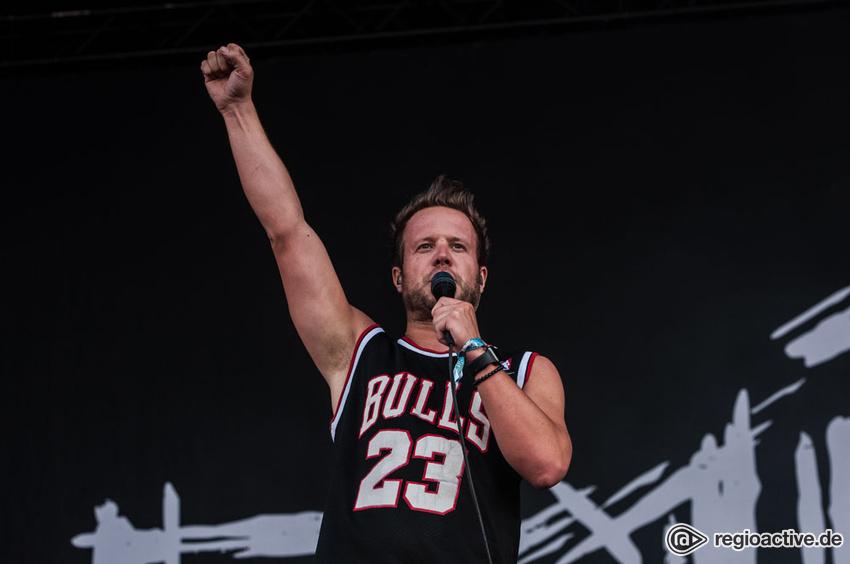 Emil Bulls (live beim Deichbrand Festival 2017)