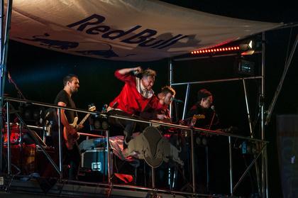 Tagträumen erlaubt - Gute Laune: Fotos von Faakmarwin live auf dem Deichbrand Festival 2017