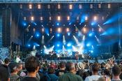 Wolfszähne: Live-Bilder von Biffy Clyro beim Deichbrand Festival 2017 in Cuxhaven