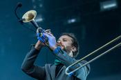 Tanzbar: Fotos von Parov Stelar live beim Deichbrand Festival 2017