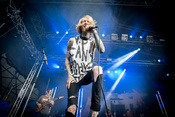 Metalcore aus NRW: Livefotos von Vitja beim Traffic Jam Open Air 2017