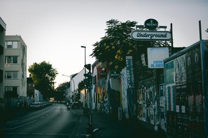 Time to say goodbye - Aus und vorbei: Das Underground in Köln schließt im September 2017